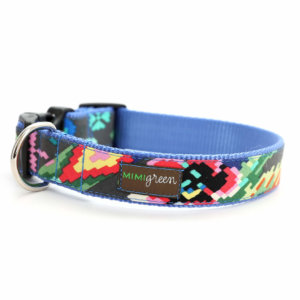 Pixel Dog Collar