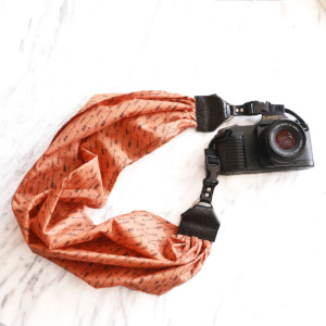 arrow Scarf Camera Strap
