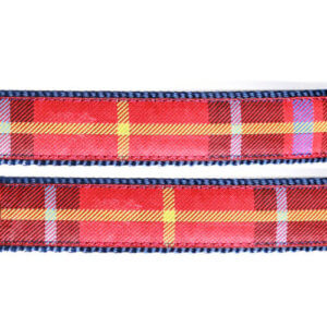 Scotty Red Ribbon / Navy Webbing