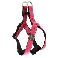 'Zoe' Velvet Dog Harness