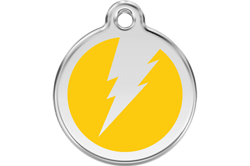 Red Dingo Flash Dog Tag - 11 colors!