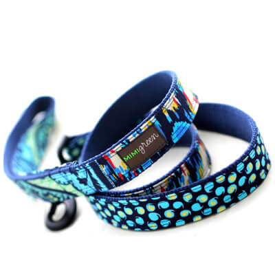 'Jones' Designer Dog Leash