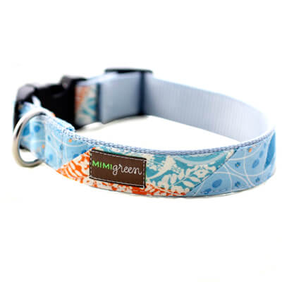 'Louie' Designer Dog Collar