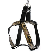 Papi Chulo Oilcloth Dog Harness